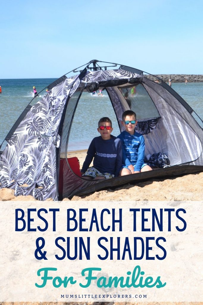Best beach tents for kids & sunshades for families