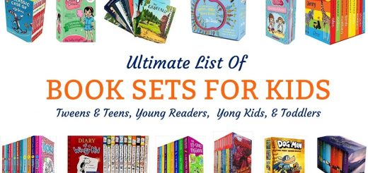 Best Book sets for Kids Teens Toddlers