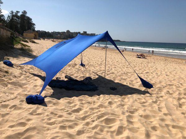 Breezy Shade Family Beach
