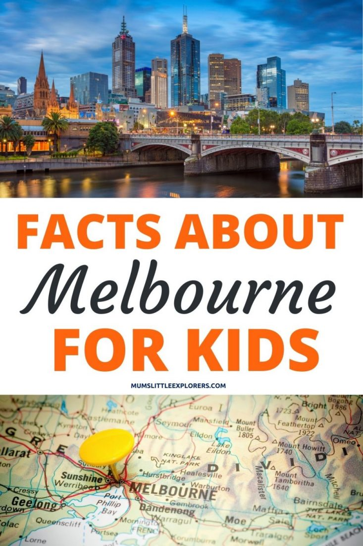 Fun Facts about Melbourne for Kids