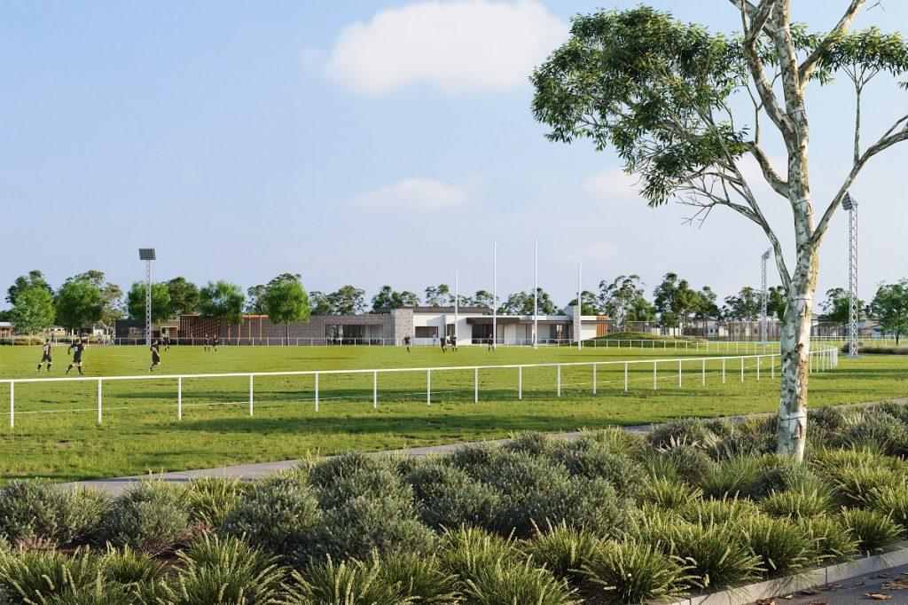 Merrifield Recreation Reserve Mickleham Open Spaces