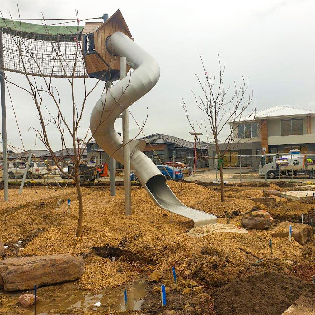 Orana Park Clyde - Being built